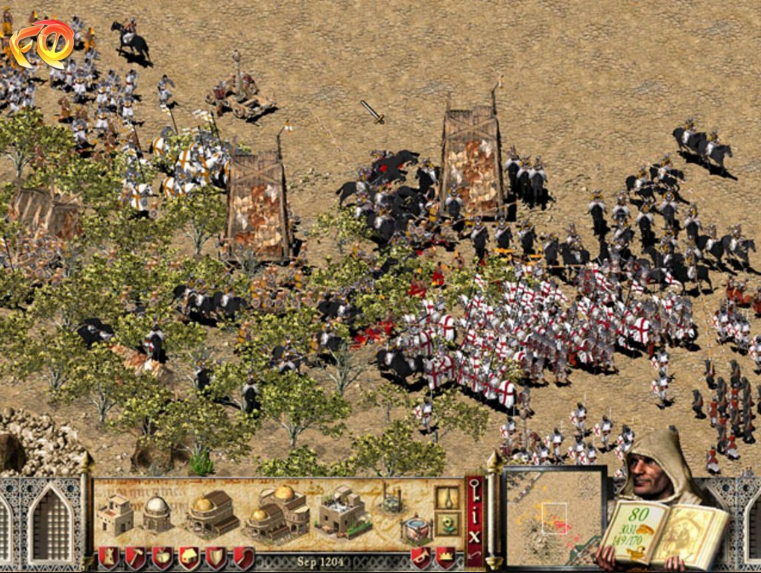����� ���� ������� Stronghold Crusader Extreme ����� ������ 165 ����