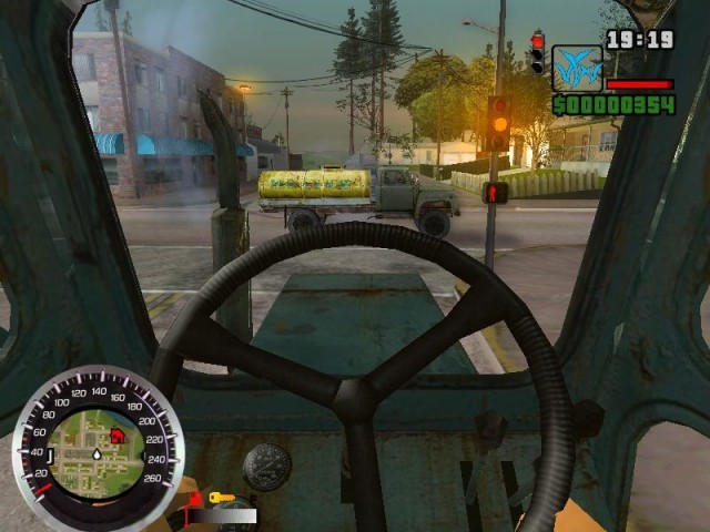 Grand Theft Auto: San Andreas [3D] - 4PDA